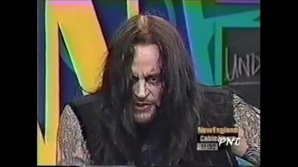 Гробаря - Интервю 1995 - Част 2