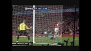 Арсенал - Барселона 1:1 Ван Перси