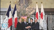 Japan, France Sign Defense Pact to Spur Cooperation, Joint Development