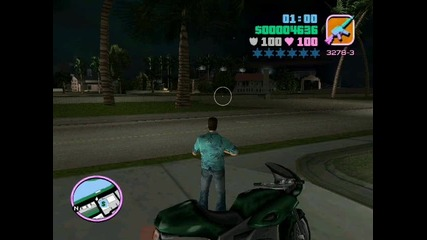 Gta Vice City Second Wave Mission 14 Block All The Ways