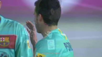 Mallorca 0-3 Barcelona - Amazing Pedro Goal [hd]