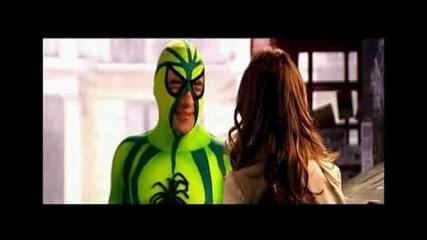 Spider Plant Man Пародия на Спайдър - мен