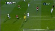 ВИДЕО: Първото полувреме на Манчестър Юнайтед - Ливърпул