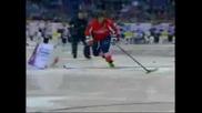 Nhl Хокеисти Показват Финтове С Шаиба 2009
