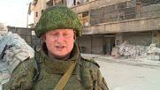 """Руската армия отвори """"хуманитарни коридори"""" за цивилните в Алепо"""
