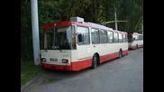 Тролейбуси Шкода 14тр гр.вилнюс