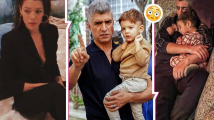 Йозджан Дениз с дело срещу бившата си: Хранила детето им с чипс и дъвки, боядисала му косата в жълто