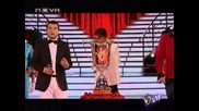 Финала на Vip Dance - Райна, Фери, Сашка и Свтльо победиха!