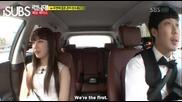 [ Eng Subs ] Running Man - Ep. 94 (with Han Seung-yeon, Hyuna, Krystal, Park Gyu-ri and Suzy) - 1/2