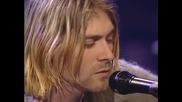 Nirvana - Where did you sleep last night *превод и субтитри*