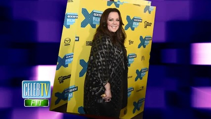 Melissa McCarthy's Amazing 50 Pound Weight-Loss!