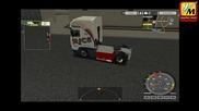 Euro Truck Simulator Игуменица - Видин