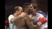 Майк Тайсън на 49 - Десет от най-добрите му нокаути - Mike Tyson vs Trevor Berbick (1986)