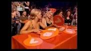 h2o Just add Water момичетата жури в предаване за KIDs