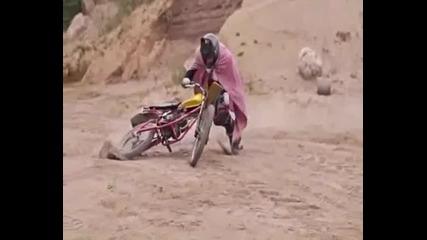 Най откачения моторист (смях)
