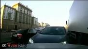 Нелепи ситуации на жени зад волана в Русия