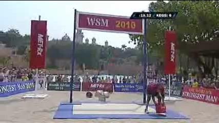 world strongest man 2010 final