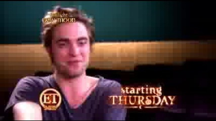 New Moon Behind The Scenes Promo 2