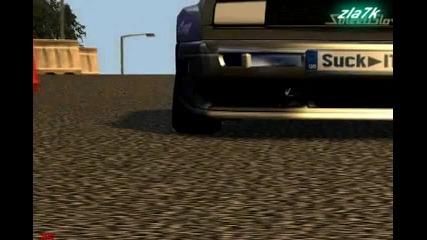Progressive Drifting Video - test A 4 T E C H - W O P - 49 Z
