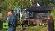 Русия: трима загинаха при катастрофа с хеликоптер