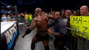 New World Champion Lashley - and a surprise return! (june 19, 2014)