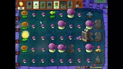 Plants vs Zombies Gameplay 6