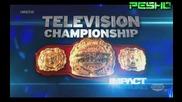 Дивон vs Кримсън - Мач за Телевизионната Титла 05/07/12