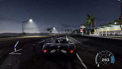 Need for Speed™ Hot Pursuit Pagani Free Roaming