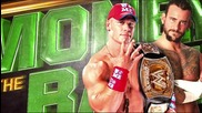 Wwe Champion John Cena vs. Cm Punk Atmoney In The Bank2