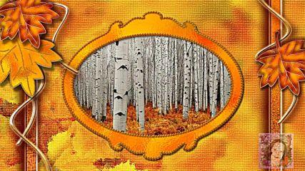 Проект - Осеннее настроение