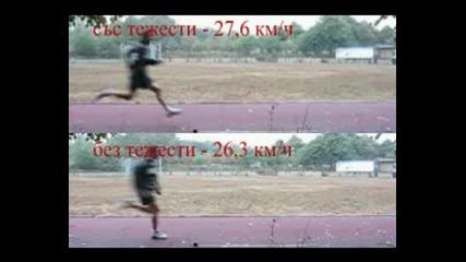 Скорост На Бягане