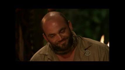 Survivor Samoa - сезон 19 - епизод 5 (част 2/2)