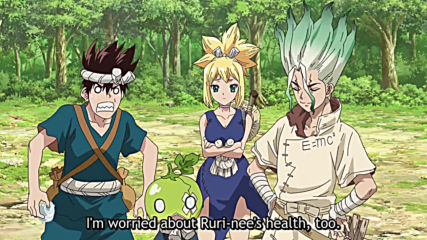 Dr. Stone Episode 11