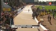 Paris - Roubaix 2011: Последни километри и резултати