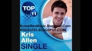 Kris Allen - Aint no sunshine (studio)
