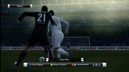 Top 5 goals in pes12