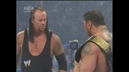 Undertaker Wants Rematch From Batista
