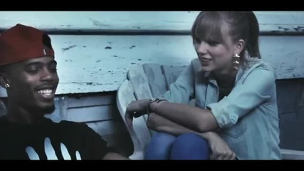 B.o.b - Both of Us ft. Taylor Swift [official Music Video]