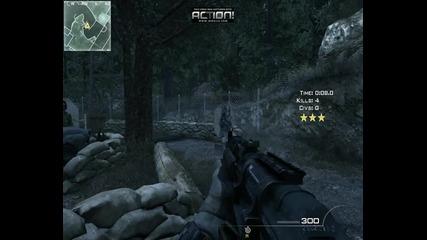мисия 1 от Call of Duty Modern Warfare 3 sp (тренировка)