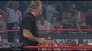 Tna Impact 02/07/2009 Kurt Angle & Samoa Joe vs Jeff Jarret & Aj Styles [ W H C ]*втора част*