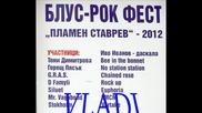 Блус-рок Фест - Пламен Ставрев 2012 - Тони Димитрова