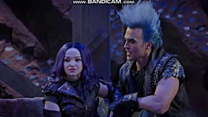 Dove Cameron & Cheyenne Jackson - Do What You Gotta Do From Descendants 3