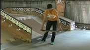 How to Do Tricks on Ramps How to Do a 5050 Grind