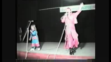 Венета Рангелова - Хей Момче Не Питай! - на живо - 1998