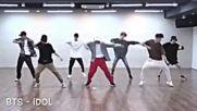 Kpop Random Dance Mirror Bts Twice Blackpink Red Velvet.......