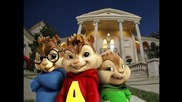 Love The Way You Lie - Eminem feat. Rihanna (chipmunk and chipettes Version) +субтитри