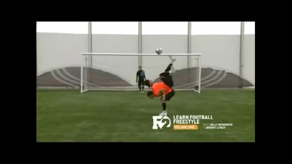 Jeremy Lynch and Billy Wingrove - Amazing Freestyle Football Skills