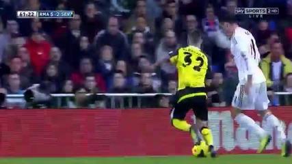 Cristiano Ronaldo Vs Sevilla Home Hd