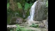Водопадът край Крушуна