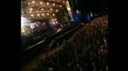 Tokio Hotel By Your Side New Live Fan Video mnogo qko